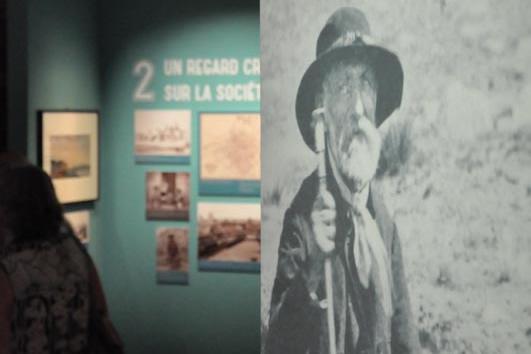 «40 ans dans les Andes», Musée Champollion