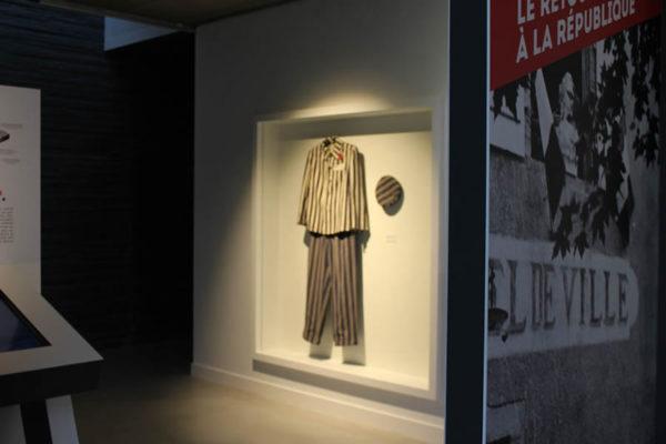 Le Centre d'Histoire sur la résistance et la déportation en Ariège