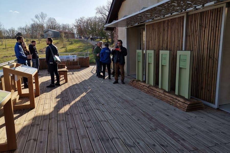 exposition scientifique éducation à l'écologie et l'environnement
