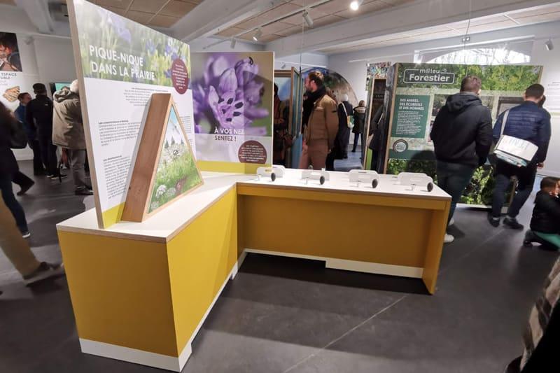 exposition scientifique ludique tout public biodiversité