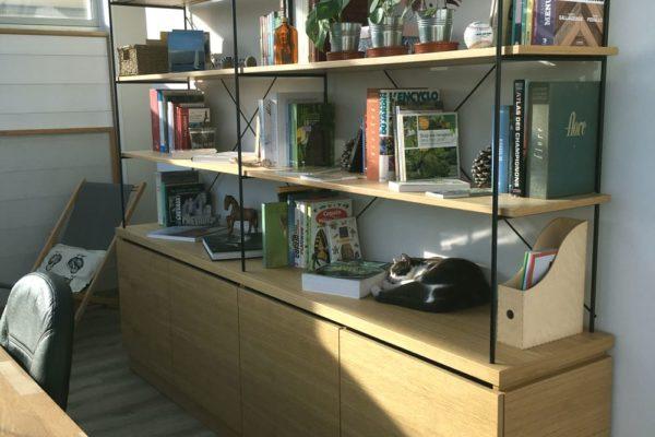 Design de mobilier sur mesure, nouveau service disponible