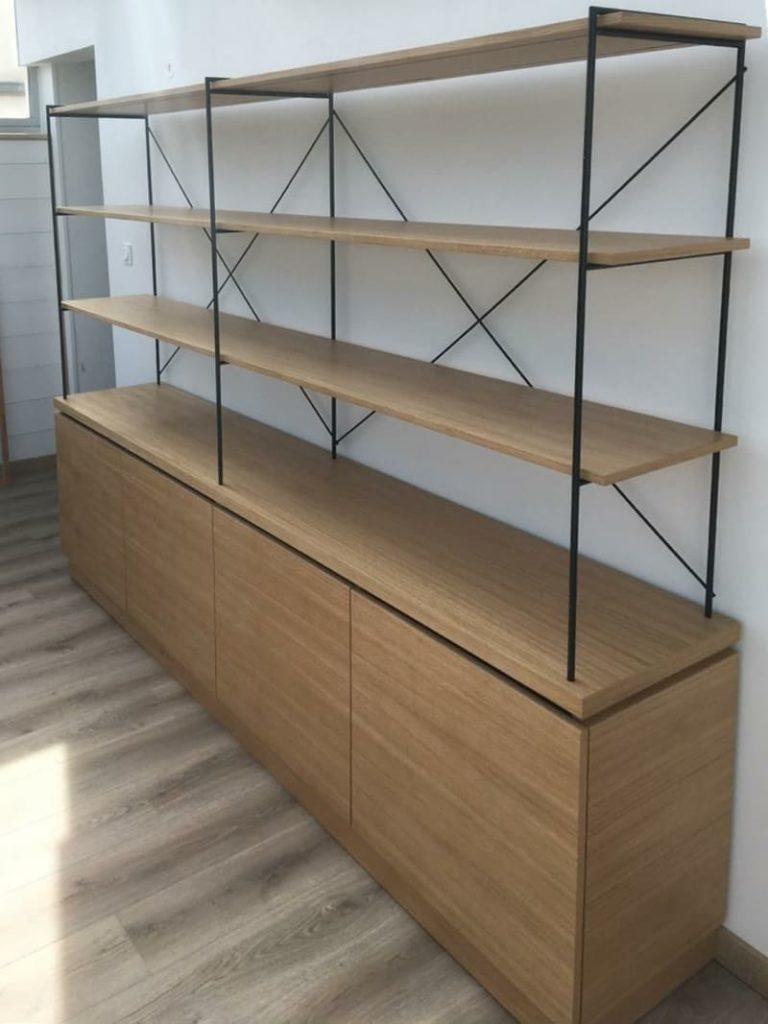 design de mobilier sur mesure